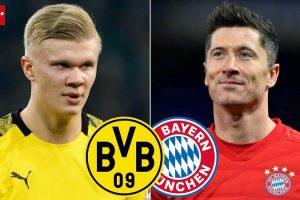 قناة مفتوحة تنقل مشاهدة مباراة بايرن ميونخ وبوروسيا دورتموند بث مباشر مجانًا اليوم الأربعاء 30-9-2020 في كأس السوبر الألماني