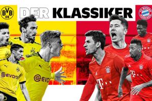 يلا شوت مشاهدة بث مباشر مباراة بوروسيا دورتموند وبايرن ميونخ اليوم الأربعاء 30-9-2020 في كأس السوبر الألماني