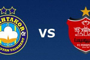 نتيجة وملخص أهداف مباراة بيروزي وباختاكور اليوم 30-9-2020 يلا شوت الجديد في دوري أبطال آسيا