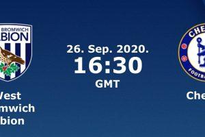 يلا شوت مشاهدة مباراة تشيلسي ووست بروميتش بث مباشر اليوم 26-9-2020 في الدوري الإنجليزي الممتاز