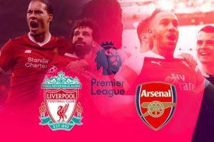 يلا شوت قناة مفتوحة تنقل مشاهدة مباراة ليفربول وأرسنال بث مباشر مجانًا اليوم  علي النايل سات في الدوري الإنجليزي
