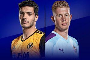 نتيجة وملخص أهداف مباراة مانشستر سيتي وولفرهامبتون اليوم 21-9-2020 في الدوري الإنجليزي الممتاز