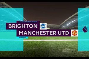 يلا شوت مشاهدة مباراة مانشستر يونايتد وبرايتون بث مباشر اليوم 26-9-2020 في الدوري الإنجليزي الممتاز