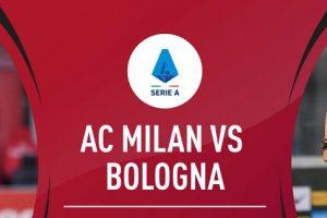 نتيجة وملخص أهداف مباراة ميلان وبولونيا اليوم 21-9-2020 في الدوري الإيطالي
