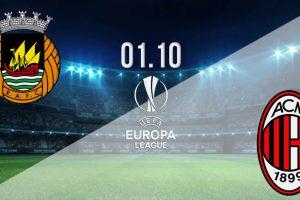 يلا شوت مشاهدة بث مباشر مباراة ميلان وريو أفي اليوم الخميس 1-10-2020 في تصفيات الدوري الأوروبي