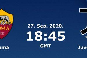 يلا شوت مشاهدة بث مباشر مباراة يوفنتوس وروما اليوم الأحد 27-9-2020 في الدوري الإيطالي