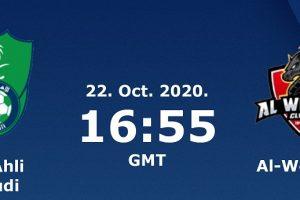 يلا شوت الجديد مشاهدة مباراة الأهلي والوحدة بث مباشر اليوم 22-10-2020 في الدوري السعودي للمحترفين