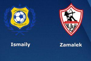 نتيجة وملخص  أهداف مباراة الزمالك والإسماعيلي اليوم 26-10-2020 يلا شوت الجديد في الدوري المصري الممتاز