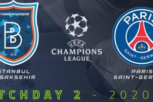 يلا شوت مشاهدة بث مباشر مباراة باريس سان جيرمان وبلدية إسطنبول اليوم الأربعاء 28-10-2020 في دوري أبطال أوروبا