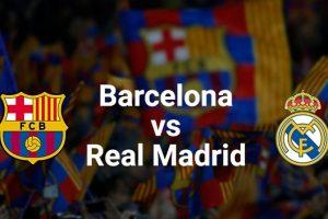 يلا شوت مشاهدة بث مباشر مباراة برشلونة وريال مدريد اليوم السبت 24-10-2020 في الدوري الإسباني