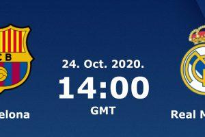 قناة مفتوحة تنقل مشاهدة مباراة برشلونة وريال مدريد بث مباشر مجانًا اليوم السبت 24-10-2020 في الدوري الإسباني