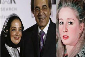 شهيرة تمنع نجلاء فتحي من حضور عزاء محمود ياسين