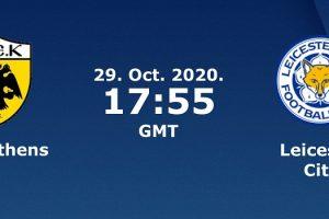 يلا شوت مشاهدة بث مباشر مباراة ليستر سيتي وأيك أثينا اليوم الخميس 29-10-2020 في الدوري الأوروبي