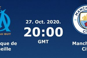 روابط مشاهدة مباراة مانشستر سيتي ومارسيليا بث مباشر اليوم 27-10-2020 يلا شوت الجديد في دوري أبطال أوروبا