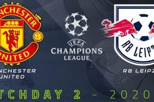 يلا شوت مشاهدة بث مباشر مباراة مانشستر يونايتد ولايبزيج اليوم الأربعاء 28-10-2020 في دوري أبطال أوروبا