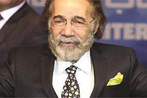 نجل محمود ياسين يعلن عن وفاة والده عن عمر يناهز الـ 79 عامًا