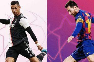 يلا شوت مشاهدة بث مباشر مباراة يوفنتوس وبرشلونة اليوم الأربعاء 28-10-2020 في دوري أبطال أوروبا