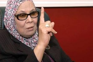تصريح مثيرة للجدل من آمنة نصير حول زواج المسلمة من غير المسلم