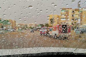 الأرصاد تعلن عن خريطة سقوط الأمطار على مدار الـ 3 أيام القادمة