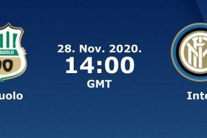 يلا شوت مشاهدة بث مباشر مباراة إنتر ميلان وساسولو اليوم السبت 28-11-2020 في الدوري الإيطالي