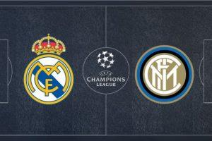 يلا شوت مشاهدة مباراة ريال مدريد وإنتر ميلان بث مباشر اليوم 25-11-2020 في دوري أبطال أوروبا