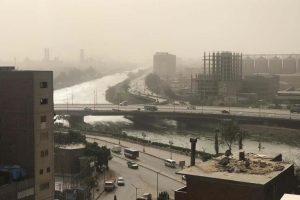 الأرصاد تحذر المواطنين من تقلبات جوية شديدة