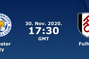 يلا شوت مشاهدة بث مباشر مباراة ليستر سيتي وفولهام اليوم الإثنين 30-11-2020 في الدوري الإنجليزي الممتاز
